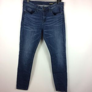 Blank NYC Medium Wash Skinny Jeans Womens Size 29